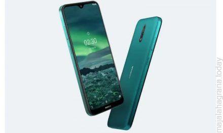 Nokia 2.3 hadir berkamera ganda dan AI, dibanderol Rp1,7 juta